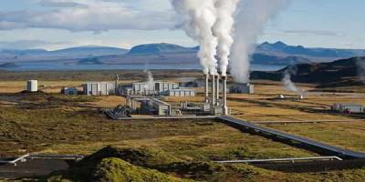 Năng lượng địa nhiệt