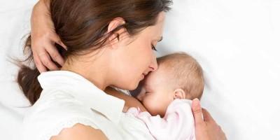 Luyện tự ngủ dành cho các bé bú mẹ trực tiếp