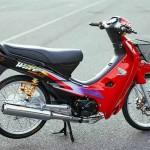 """Honda Wave 110 Thái Lan """"cực chất"""" của dân chơi Việt"""