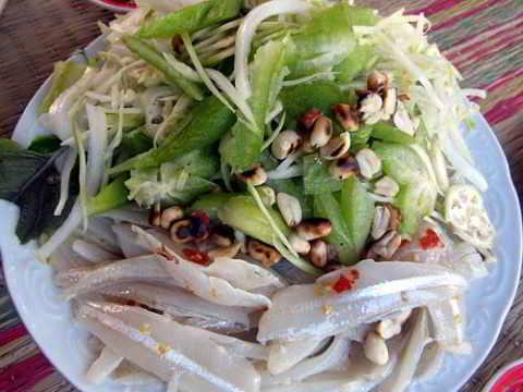Những món ăn quen thuộc nhưng chứa nhiều kí sinh trùng