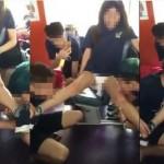Game tục tĩu, khiêu dâm, sinh viên bị dư luận lên án