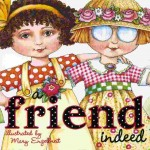 Bé học tiếng Anh – A friend indeed