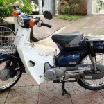 """Honda Super Cub Nhật """"độ zin"""" siêu chất tại Việt Nam"""