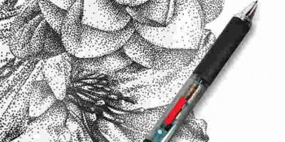 The Pointillist Artists Electronic Pen