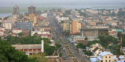 Africa - Liberia