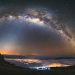 Những bức ảnh bầu trời đêm đẹp lung linh
