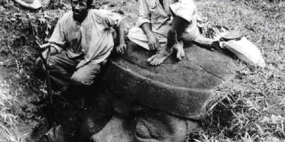 Khảo cổ bí ẩn - Đầu đá olmec.