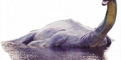 quái vật hồ Loch Ness.