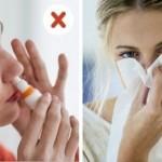 8 thói quen sai lầm khi ra ngoài trời lạnh khiến bạn dễ bị ốm