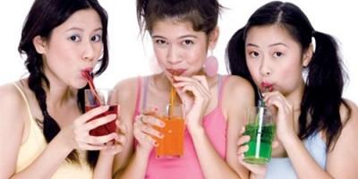 nước ngọt không đường giảm cân.