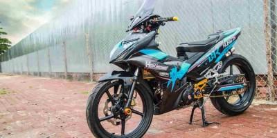 Dân chơi Việt chi 200 triệu độ kiểng Yamaha Exciter 150
