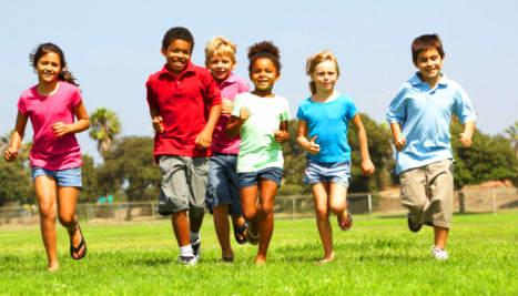 Đi tìm vẻ đẹp của trẻ thơ ở đâu?