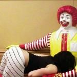 Bức tượng McDonald được nhiều người BJ nhất