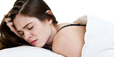 cáu giận khi ngủ sẽ có tác hại lâu dài.