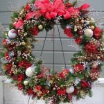 Ý nghĩa của vòng nguyệt quế Giáng sinh
