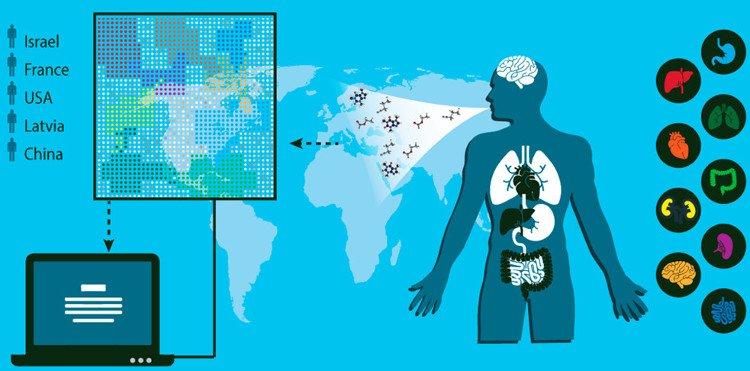 Một hơi thở có thể được sử dụng để nhận biết tới 17 loại bệnh.