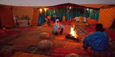 Algeria - Travelling in the Sahara