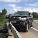 Tai nạn giao thông – Hai mẹ con bị xe Fortuner tông chết tại chỗ
