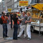Amsterdam – Eating