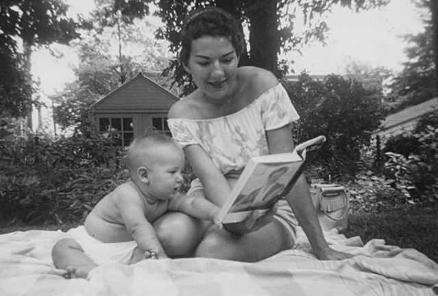 Bà mẹ của những tâm hồn thơ